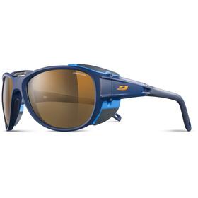 Julbo Explorer 2.0 Cameleon Sunglasses dark blue/blue-brown